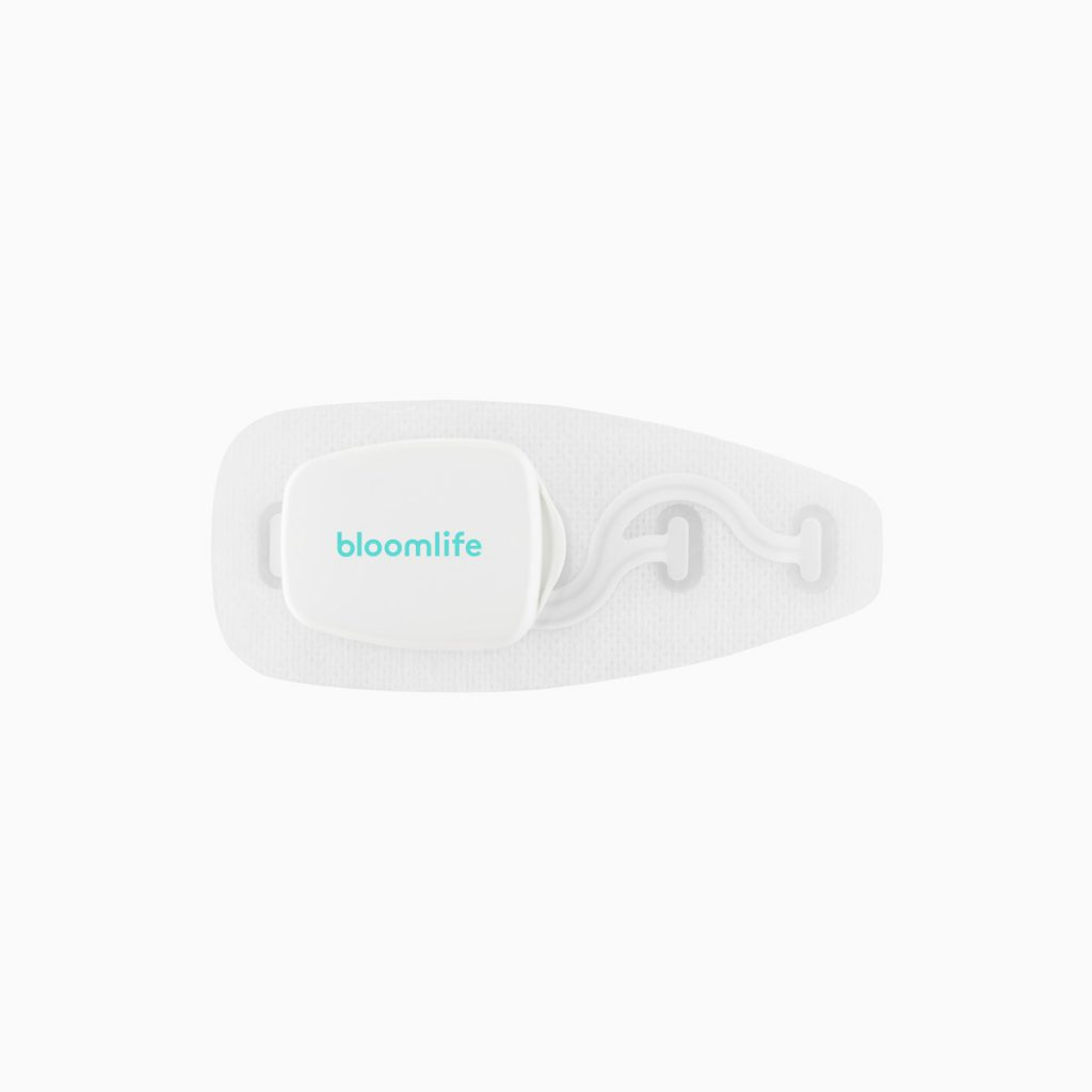 Bloomlife sensor front