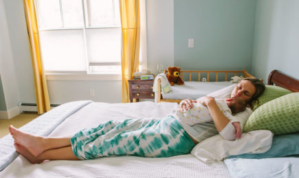napping for postpartum weight loss